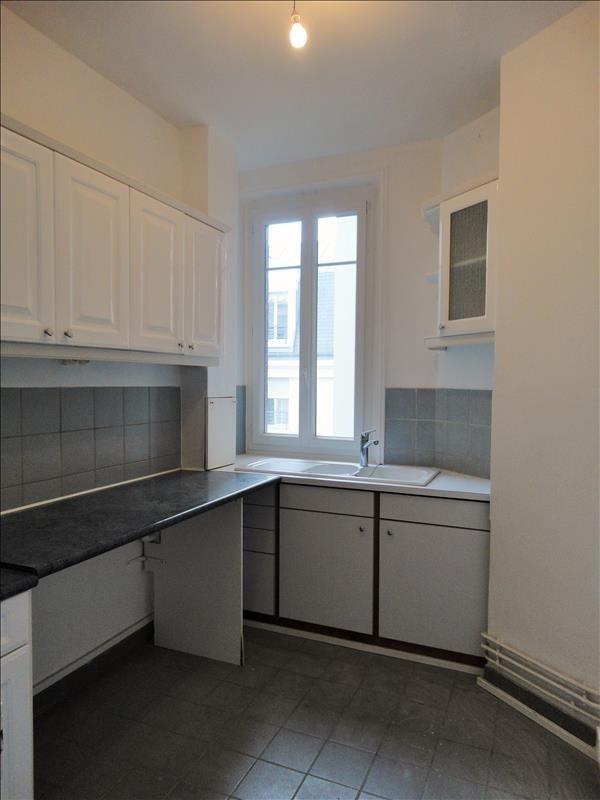 Rental apartment Puteaux 1100€ CC - Picture 2
