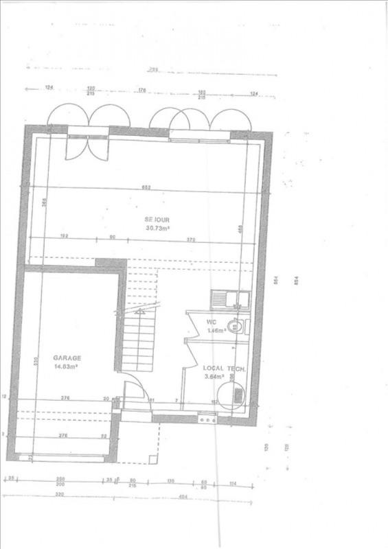 Vente maison / villa Secteur meons 170000€ - Photo 3