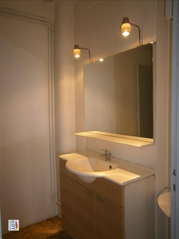 Verhuren  appartement Villelongue de la salanque 550€ CC - Foto 6