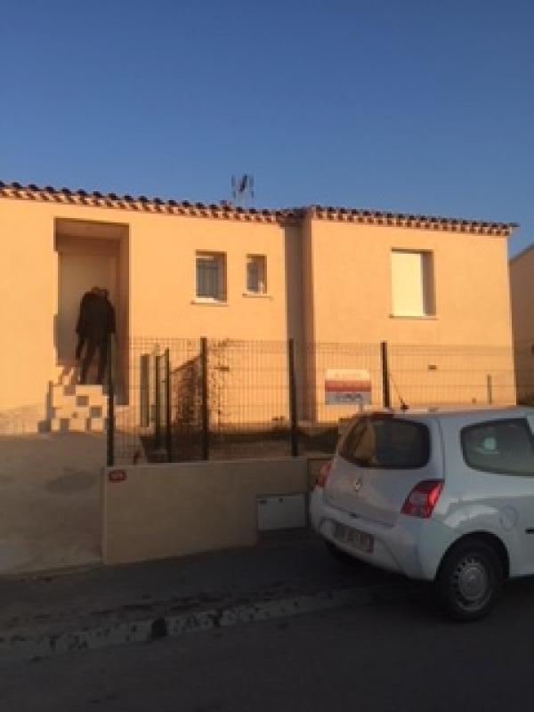 Rental house / villa Vauvert 970€ CC - Picture 1