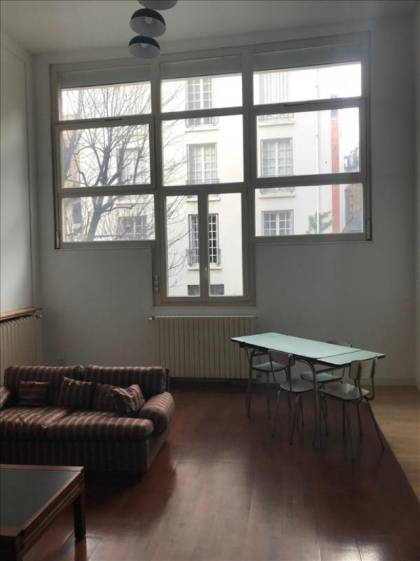 Rental apartment Paris 16ème 1340€ CC - Picture 3