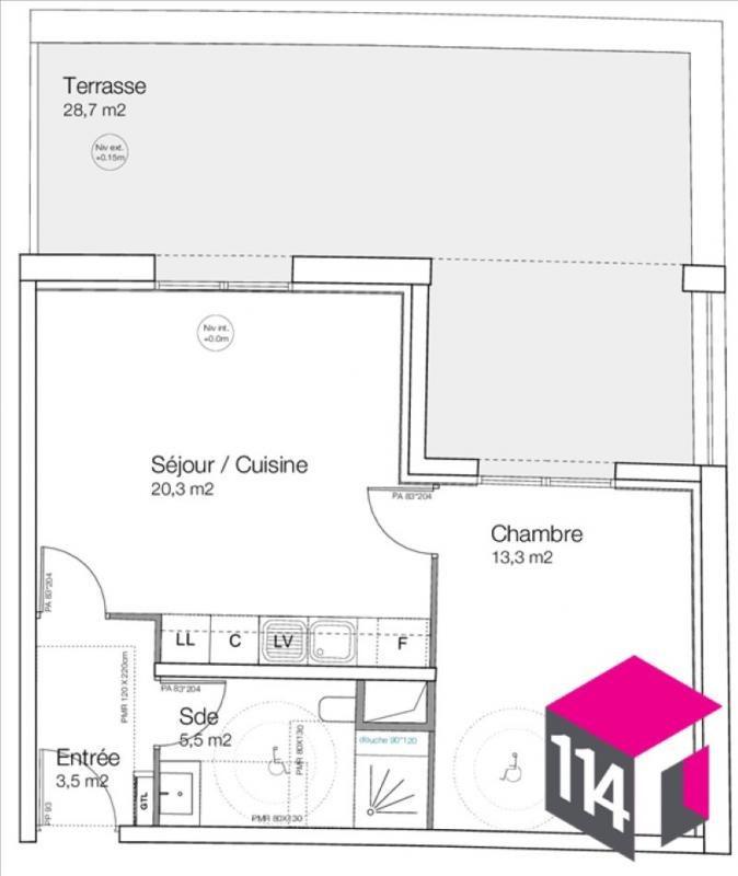 Produit d'investissement appartement Castries 159000€ - Photo 4
