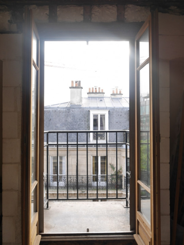 Sale apartment Paris 17ème 367000€ - Picture 2