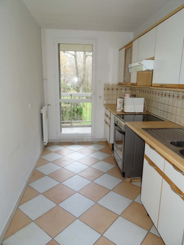 Sale apartment Margency 219000€ - Picture 3