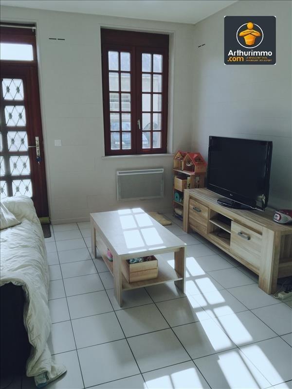 Vente maison / villa Fecamp 125600€ - Photo 1