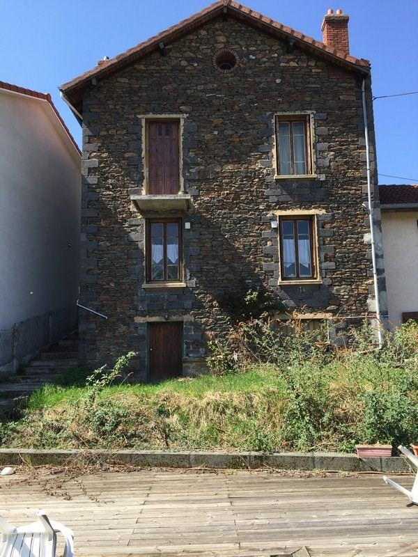 Venta  casa St etienne 150000€ - Fotografía 1