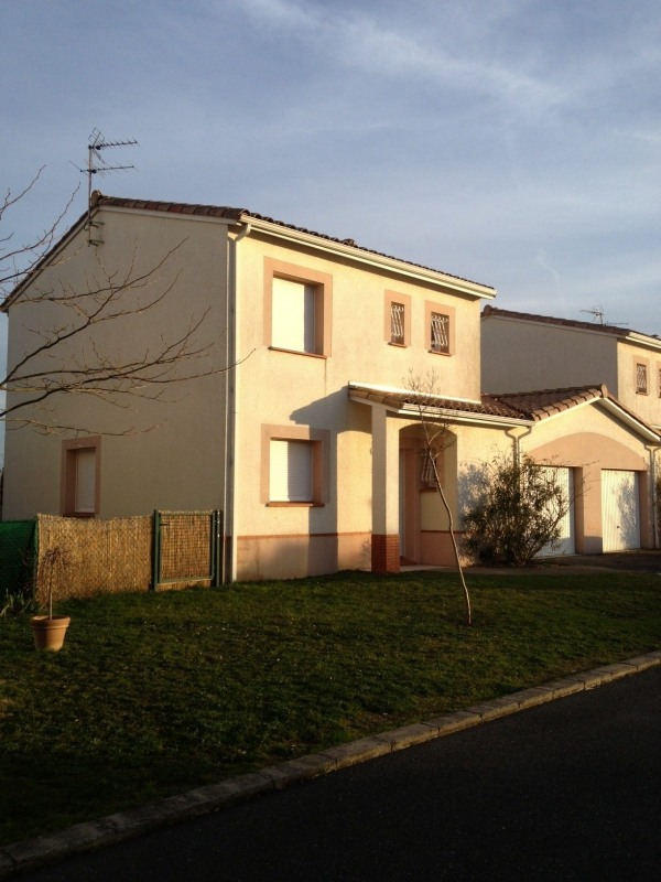 Location maison / villa Eaunes 785€ CC - Photo 1