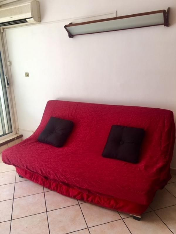 Rental apartment St gilles les bains 800€ CC - Picture 2