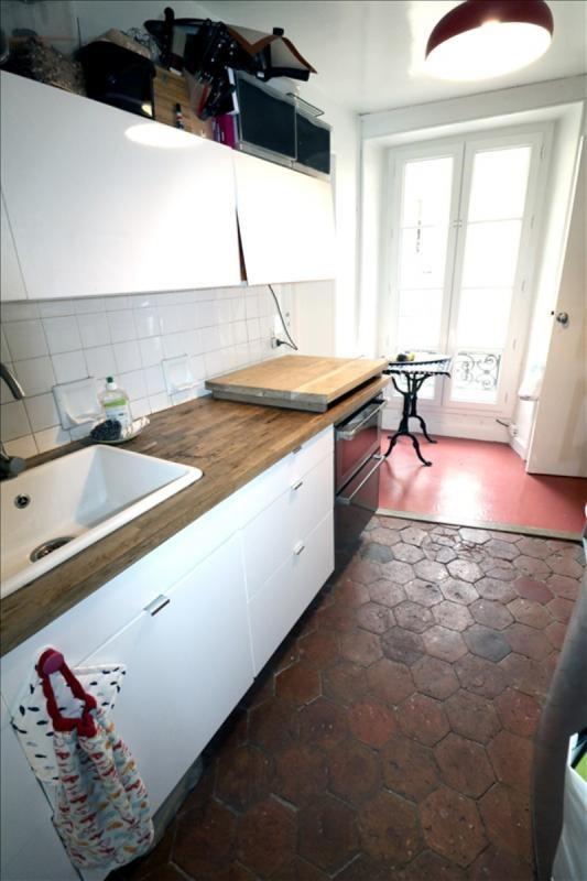 Vente appartement Versailles 301000€ - Photo 2