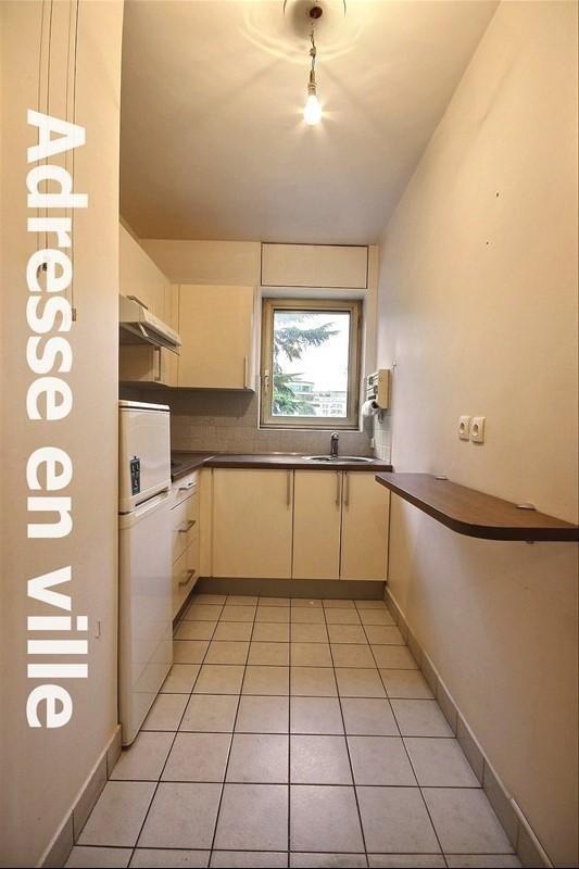 Verkoop  appartement Levallois perret 218000€ - Foto 5