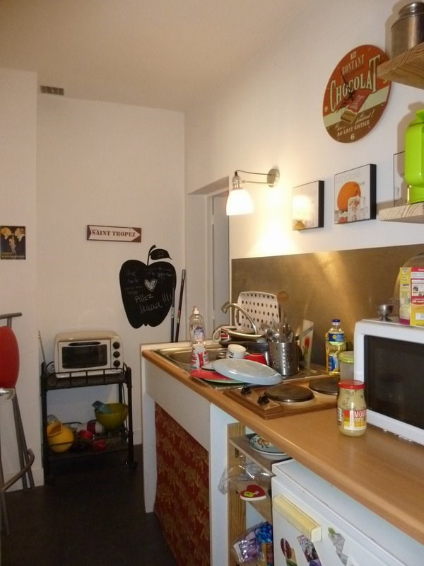 Rental apartment Caen 420€ CC - Picture 4