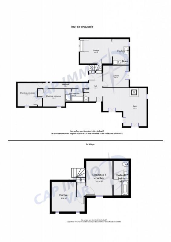 Vente de prestige maison / villa Le beausset 699000€ - Photo 13
