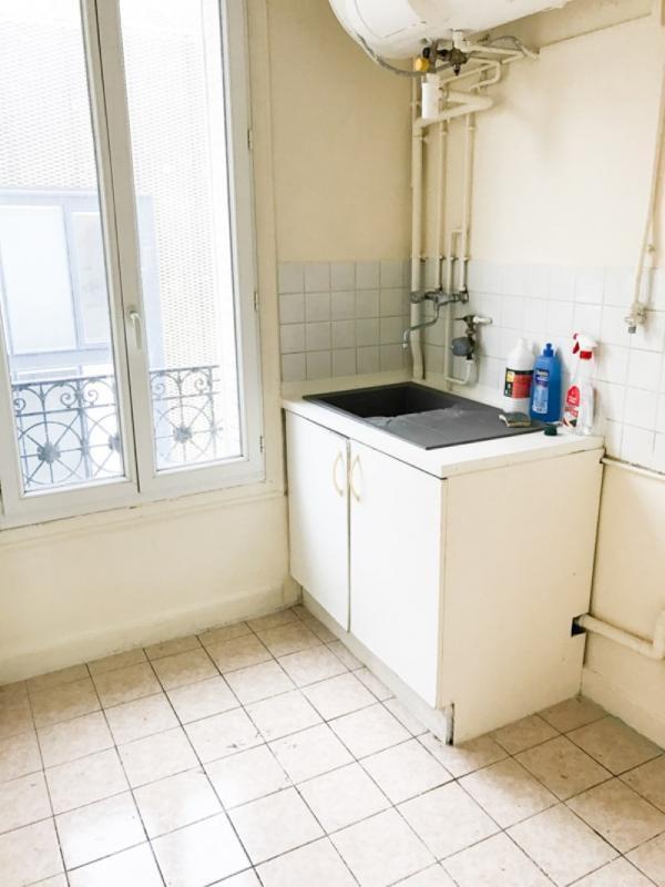 Verhuren  appartement Aubervilliers 620€ CC - Foto 3