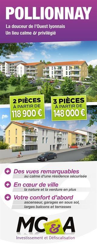 Vente neuf programme Pollionnay  - Photo 4