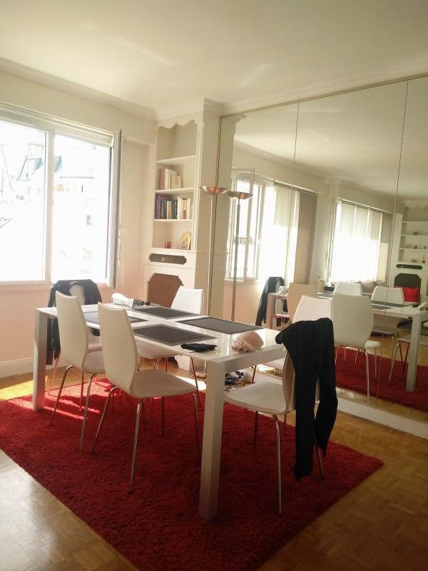 Alquiler  apartamento Paris 7ème 2400€ CC - Fotografía 4