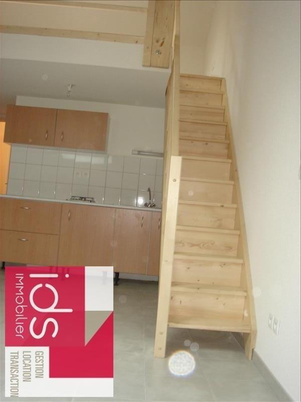 Alquiler  apartamento Allevard 387€ CC - Fotografía 3