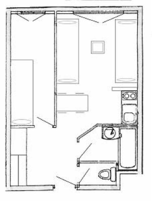 Vendita appartamento Chamonix mont blanc 169000€ - Fotografia 5