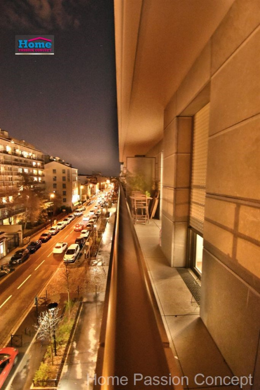 Location appartement Courbevoie 1317€ CC - Photo 1