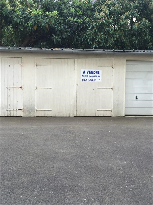 Vente parking Nantes 32 500€ - Photo 1