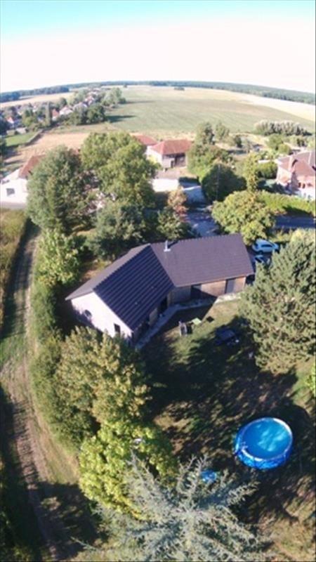 Sale house / villa La villeneuve-au-chene 229500€ - Picture 9