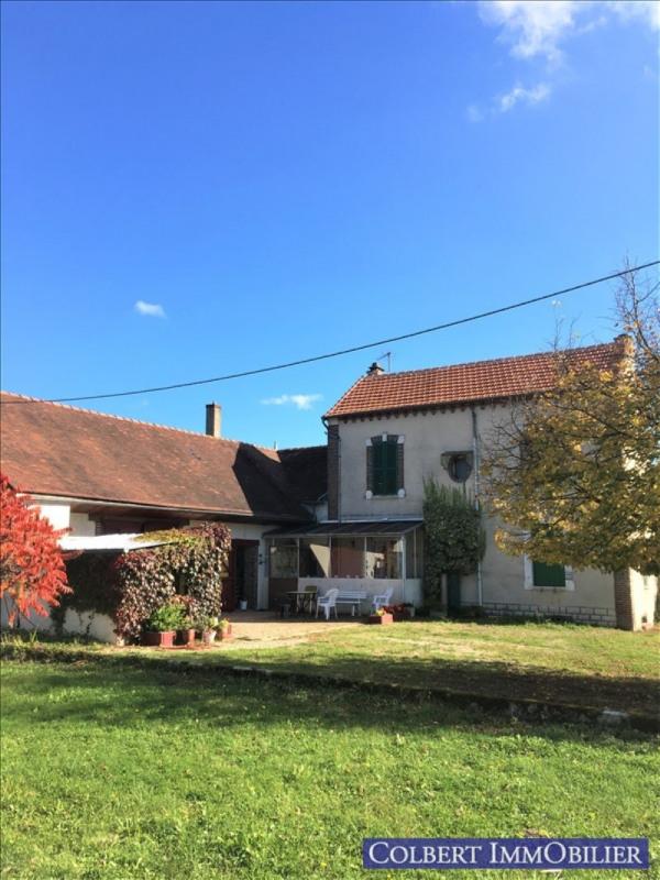 Vente maison / villa Neuvy sautour 118000€ - Photo 9