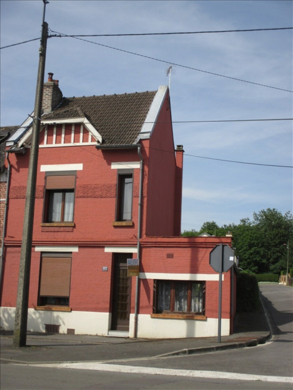 Vente maison / villa St quentin 128 300€ - Photo 1