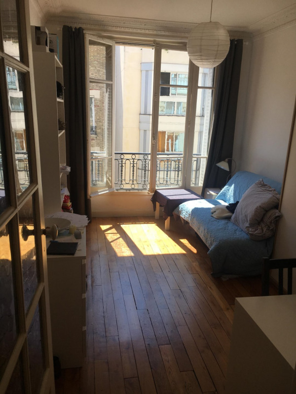 Rental apartment Paris 15ème 1 190€ CC - Picture 1