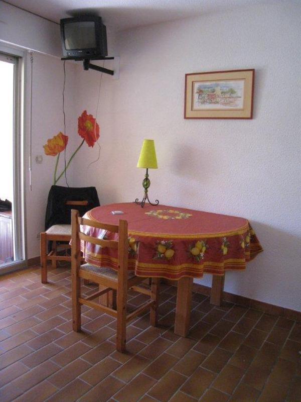 Vacation rental apartment Les issambres 540€ - Picture 7
