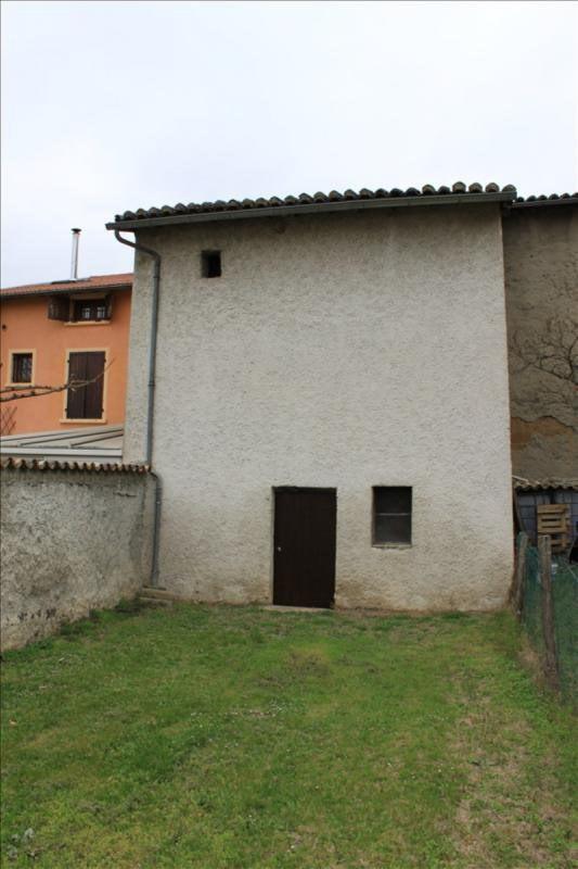 Vente maison / villa Les roches de condrieu 74000€ - Photo 6