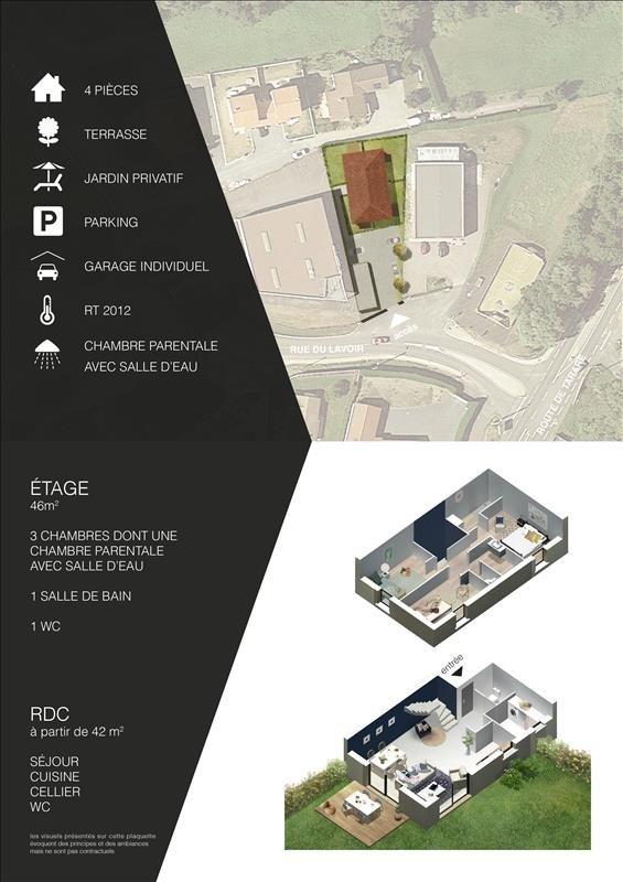Sale house / villa Liergues 240000€ - Picture 2