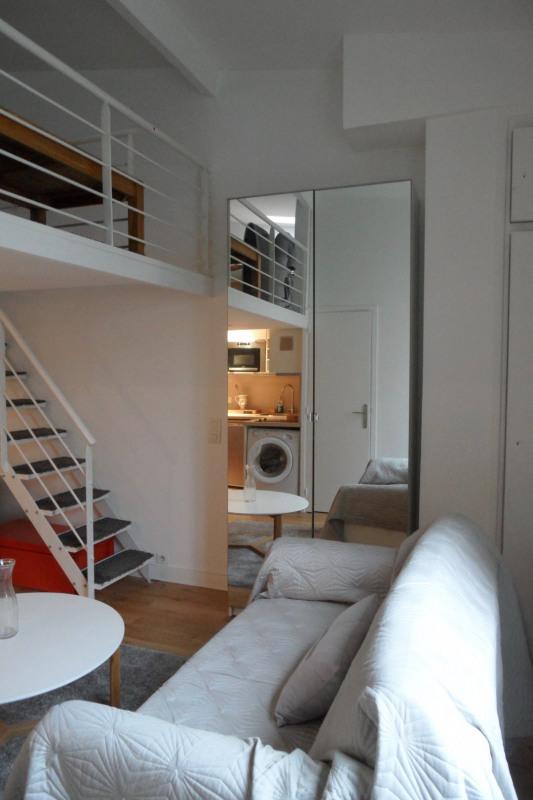 Rental apartment Paris 18ème 1086€ CC - Picture 5