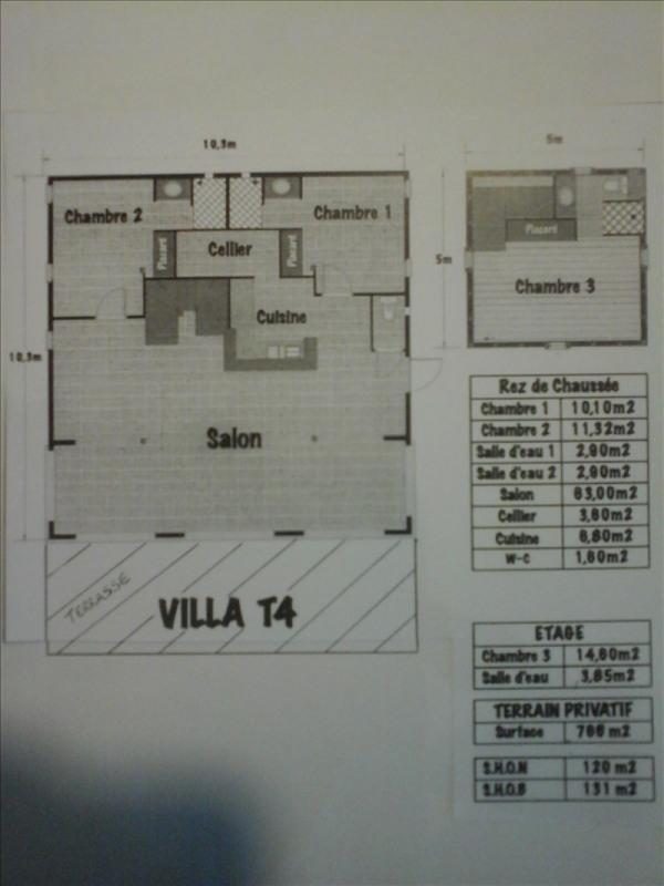 Venta  casa St francois 385000€ - Fotografía 2