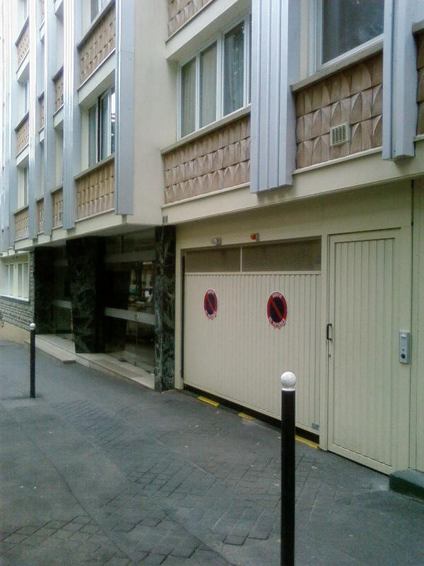 Rental parking spaces Paris 12ème 133€ CC - Picture 2