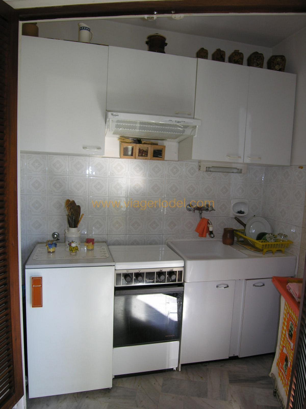 Life annuity apartment Le cannet 95 000€ - Picture 3