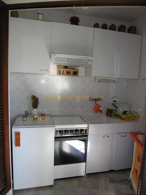 Lijfrente  appartement Le cannet 95000€ - Foto 3