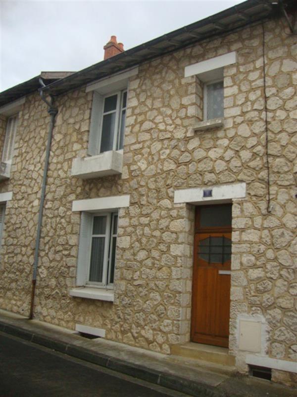 Vente maison / villa Saint-jean-d'angély 74900€ - Photo 1