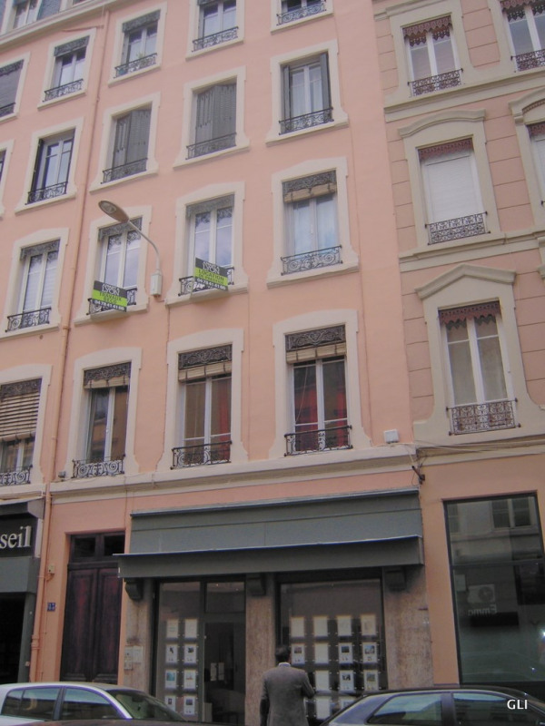Location appartement Lyon 6ème 630€ CC - Photo 9