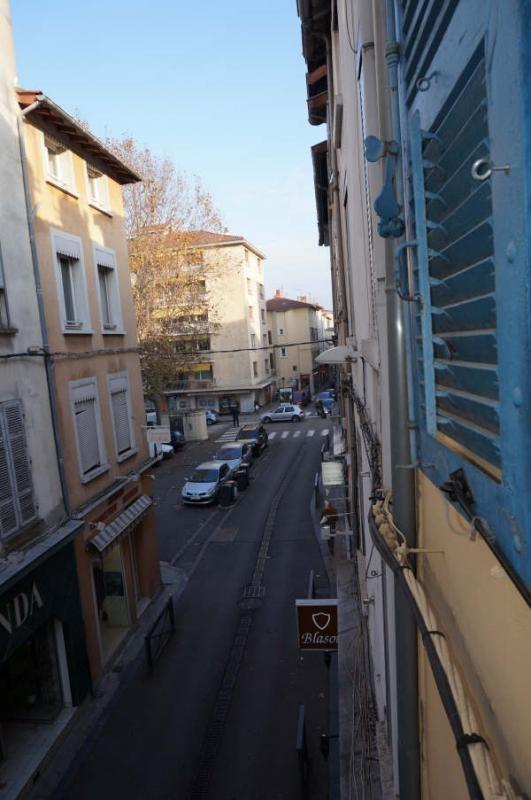Produit d'investissement immeuble Vienne 399000€ - Photo 10