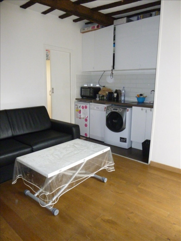 Sale apartment Paris 4ème 430 000€ - Picture 2