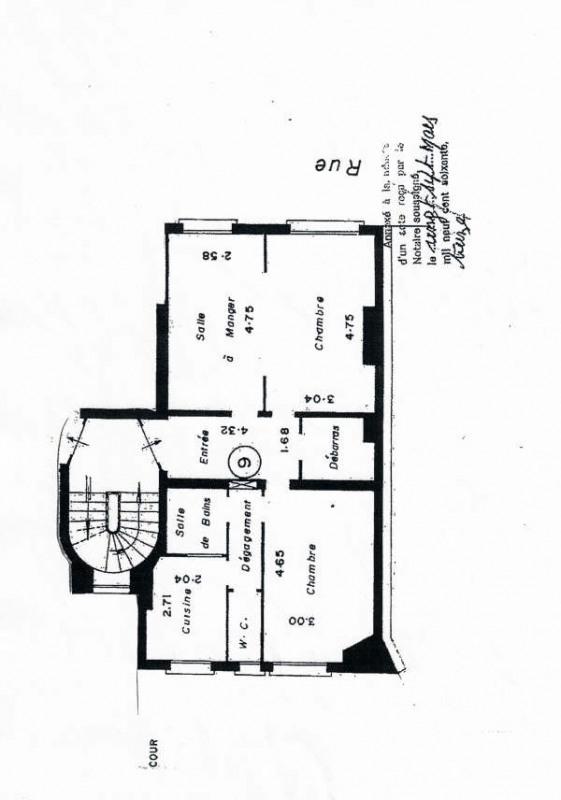 Sale apartment Paris 12ème 595000€ - Picture 10
