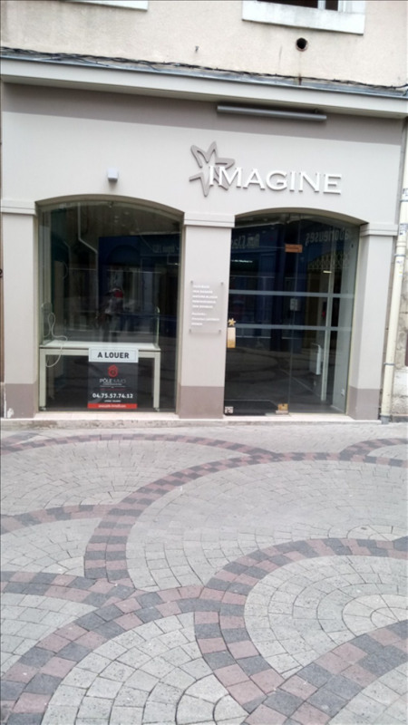 Location boutique Valence 515€ +CH/ HT - Photo 1