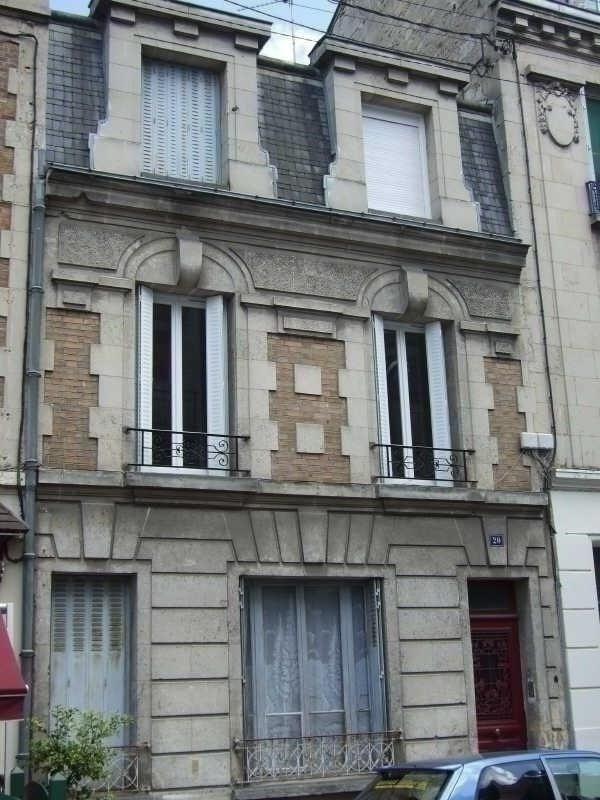 Rental apartment Soissons 430€ CC - Picture 1
