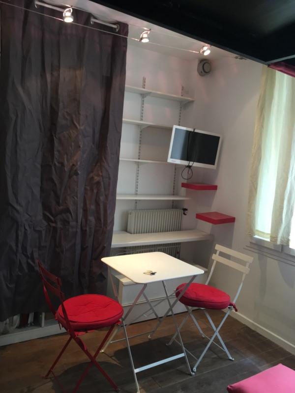 Rental apartment Paris 17ème 655€ CC - Picture 2