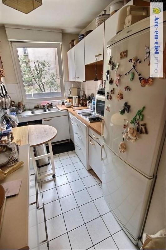 Vente appartement Paris 18ème 412000€ - Photo 7