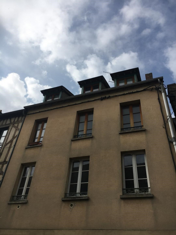 Sale building Houdan 420000€ - Picture 2