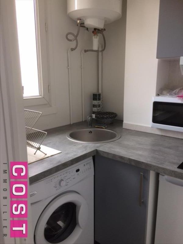 Location appartement Asnieres sur seine 840€ CC - Photo 3