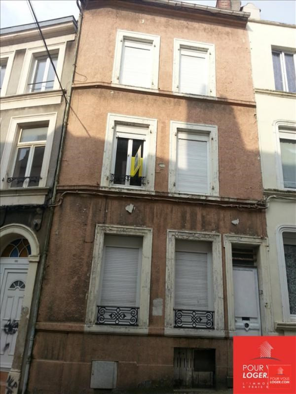 Investment property building Boulogne sur mer 70 000€ - Picture 1