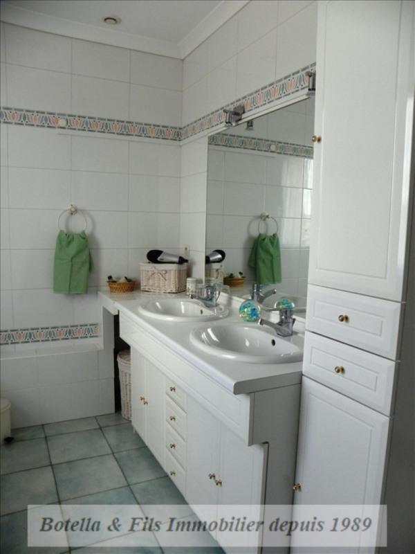 Sale house / villa Goudargues 415000€ - Picture 10