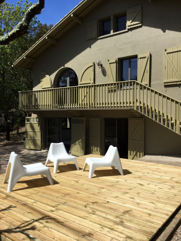 Location vacances maison / villa Hossegor 1 750€ - Photo 2