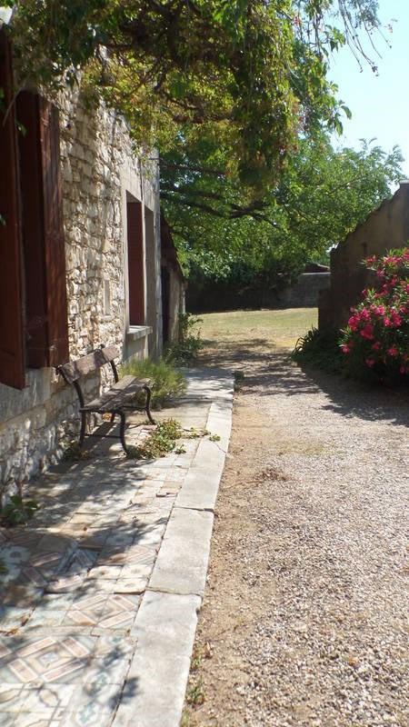 Vente maison / villa Saint-remèze 350000€ - Photo 2